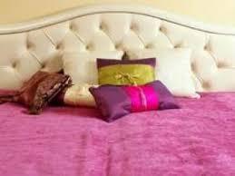 diy comment fabriquer une tête de lit capitonnée par moncornerdeco
