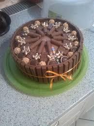 kitkat torte rezept rezepte chefkoch