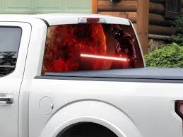 Product: Darth Vader Movie Star Wars Rear Window Decal Sticker Pick ... How To Install American Flag Truck Back Window Decal Sticker Truck Rear Window Black White Distressed Vinyl Design Your Own Rear Graphics Arts Window Graphic Vehicle Decals Compare Prices At Nextag Toyota Tacoma 2016 Importequipment Tropical Paradise Wrap Tailgate Kit Ebay New York Jets 35 X 4 Windshield Decal Car Nfl Custom Logo Maker Many Is Too True North Show Off Stickers Page 50 Ford F150 Forum Your Rear Stickerdecal 2015present Trucks 5 Funny Cummins Trucks