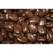 BAYSIDE CANDY DARK CHOCOLATE MOCHA COFFEE BEAN SHAPED 2LBS
