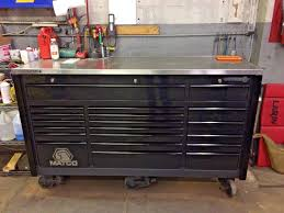 2004 MATCO 6S Triple Bay Toolbox Tool Box W/ Stainless Top Upgrade ...