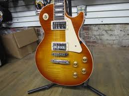 The Les Paul Traditional Is Aptly Named As It Features Classic Specifications That Are Used A Bit More Sparingly Nowadays