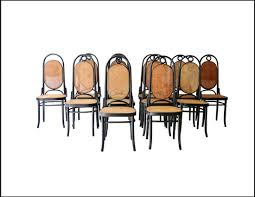 chaises thonet douze chaises thonet modèle n 17 circa 1930 paul bert serpette