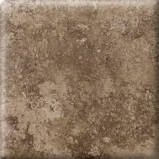 This Bathroom Cement Tile Floor Is In Progress In Corpus Christi by Daltile Ion Metals Antique Bronze 4 1 4 In X 4 1 4 In Composite