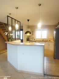 cuisine et maison installation d une verrière entre l entrée et la cuisine et