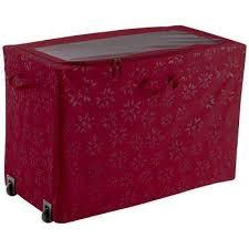 Seasons All Purpose Rolling Storage Bin