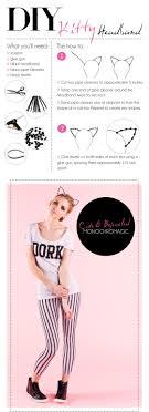 how to make cat ears best 25 diy cat ears ideas on diy cat costume