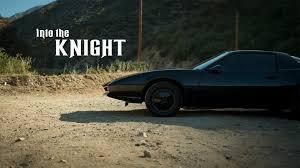 Kitt Of Knight Rider Is Back And Watch David Hasselhoff Drive It ...