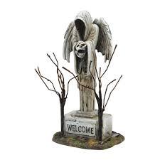 Dept 56 Halloween Village Retired by Department 56 4054256 Angel Of Death