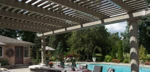 Louvered Patio Covers San Diego by Louvered Roof Patio Cover Motorized Patio Cover Operable Pergola