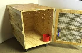 IATA Compliant Pet Air Freight Shipping Crates