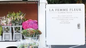 La Femme Fleur Flower Truck