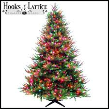 Artificial Trees Lit Click To Enlarge Virginia Pine Christmas Tree 6ft Pre Clear Lights
