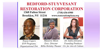 Bed Stuy Family Health Center by Senator Montgomery Salutes Women Institutional Leaders Ny State