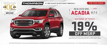 Thompson Buick GMC In Springfield, MO | Nixa, Aurora & Ozark Buick ... 6x6 Military Trucks For Sale Craigslist New Upcoming Cars 2019 20 Its Not Halloween Without A Chevy Caprice Hearse And Twengined Certified Ford Dealership Used In Eugene Kendall Top For Kansas City Mo Savings From 19 Lifted Usa 1920 2011 Ram 1500 Nationwide Autotrader In Texas Pictures Of Old Escort Gt Cable Dahmer Chevrolet Ipdence Near Regular Cab Pickup Crew Or Extended