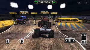 100 Monster Monster Truck Destruction Racing Game For Android