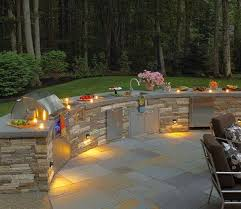 Garden Kitchen Ideas 70 Awesomely Clever Ideas For Outdoor Kitchen Designs