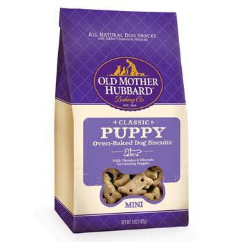 Old Mother Hubbard Puppy Biscuits - Mini, 20oz