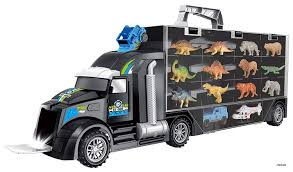 Memtes Dinosaur And Wild Life Animal Safari Car Carrier Transport ... Team Hot Wheels Truckin Transporter Stunt Car Youtube Sandi Pointe Virtual Library Of Collections The 8 Best Toy Cars For Kids To Buy In 2018 Mattel And Go Truckdwn56 Home Depot Wvol Hand Carryon Wild Animals Transport Carrier Truck 1981 Hotwheels Rc Car Carrier Hobbytalk Other Radio Control Prtex 24 Detachable Aiting Carry Case Red Mega Hauler Big W Hshot Trucking Pros Cons The Smalltruck Niche Walmartcom