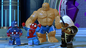 That Sinking Feeling Lego Marvel Minikit by Lego Marvel Super Heroes Complete Walkthrough 14 A Doom With A