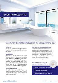 geschützte feuchtraumleuchten für badezimmer spa