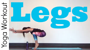 Power Yoga Workout Legs With Sarah Beth