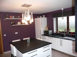 cuisine meubles blancs idee peinture cuisine photos inspirations avec idée peinture chambre