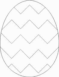 Easter Egg Coloring Pages 2017