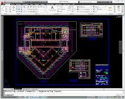 AutoCAD 2011 With New Black Layout UI Look