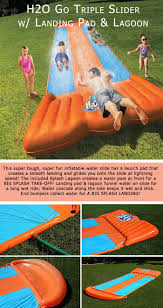 Make The Most Out Of Your Backyard This Summer With These – 10 ... 25 Unique Slip N Slide Ideas On Pinterest In Giant Backyard Water Parks Splash Recycled Commerical Water Slides For Sale Fix My Slide Diy Backyard Outdoor Fniture Design And Ideas Residential Pool Pools Come Out When Youre Happy How To Turn Your Into A Diy Pad 7 Genius Hacks Sprinklers The Boy Swimming Pools Waterslides Walmartcom N But Combing Duct Tape Grommets Stakes 54 Best Images Summer Fun 11 Infographics Freeze