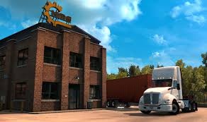 Tractor-trailer Challenges. American Truck Simulator - American ... Tctortrailer Truck On A Us Inrstate Highway Stock Photo Truck Trailer Transport Express Freight Logistic Diesel Mack Challenges American Simulator Tamiya America Inc Fuel Tank Trailer 114 Semi Horizon Hobby Tractor Wash Detailing Custom Chrome Texarkana Ar Unit Wikipedia Nozone Areas Indianapolis Circa September 2017 Colorful Cars Truck Tractor Trailer Red Pixar Android Wallpapers Amazoncom Log Diecast Replica 132 Scale Assorted