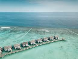 100 Kuramathi Island Maldives On Twitter Thundi Water Villas With Pool
