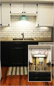 Ikea Detolf Cabinet Light by Ikea Cabinet Lighting Wiring Plug Power Cord Into Wall Outlet To