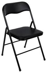 cosco vinyl black folding chair walmart canada
