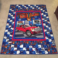 Ford Truck Lap Quilt | Truck And Equipment Quilts | Pinterest ... Kidkraft Fire Truck Toddler Bedding 77003 99 Redwhiteblue Baby Quilt Unavailable Launis Rag Firetruck Police Car And Ambulance Panel Amazoncom Carters 4 Piece Bed Set Dalmatian Fighter Crib Adorable Puppy Dalmatians Red White Blue At Artisans Folk Art Antiques Outsider Fireman Engines Trucks On Black Novelty Fabric Fat Boys Firefighter Dog 13 Pc Rescue Perfect Set For A Little Boys Room Kids Home Vintage Twin