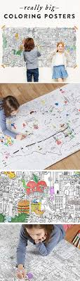 Pirasta Makes Enormous Coloring Posters Chock Full Of Fun Detailed Drawings That Kids And Adults Will Be Extra Excited To Explore Fill In