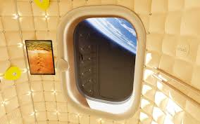 100 Information On Philippe Starck PHILIPPE STARCK DESIGNS INTERIORS OF THE HABITATION MODULE FOR