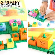 Spookley The Square Pumpkin Book Amazon by Lego Spookley Pumpkin Stem Activity Little Bins For Little Hands