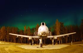 Free sky night cosmos airplane plane military jet