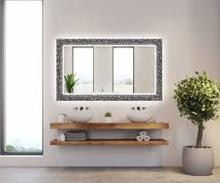 spiegel mit led beleuchtung decor 03