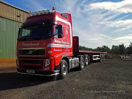 100 William Duff Volvo FH Making A Drop At Isleburn Invergordo Flickr