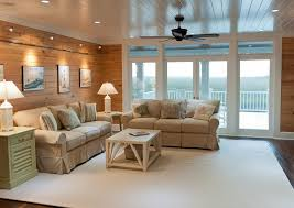 Choosing Paint Colors Living Room Walls Beige Fabric Arms Sofa Cover White Carpet Striped