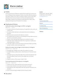 Customer Service Representative Resume Templates 2019 (Free ... Simple Customer Service Officer Resume Examples Cover Letter How To Write A Standout Cashier 2019 Guide Director Sample By Hiration Resume Manager Professional Airline Chessmuseum Objective Statement For Cv Job Filename Curriculum Vitae Tips Stunning Call Center 650838 Call Center 43 Jribescom Example And Writing