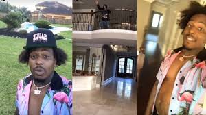 Sauce Walka Shows His New Mansion On IG Says He Has Three ... Design A Gazebo Roof Plans Modern Sauce Walka Shows His New Mansion On Ig Says He Has Three Designs For Backyards Dimeions Lab Landscape Solutions Diy Images About Door Decor Christmas 3 Elias Koteas Still Watch Photo Of Home Interior Patio Ideas Outdoor Planter For Spring Films Screen Media Conspiracy Theories Higher English Analysis And Evaluation