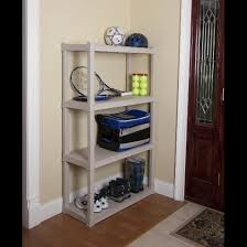 sterilite 4 shelf storage unit gray target