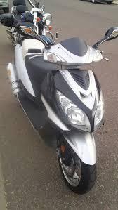 2017 Younfu 150cc Scooter