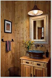 The 25 Best Rustic Bathroom Designs Ideas On Pinterest With Design For