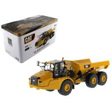 100 Articulated Truck New CAT Caterpillar 745 Hauler Dump With Removable
