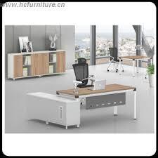 New Manager Desksingle Office WorkstationMDF Board Computer Desk