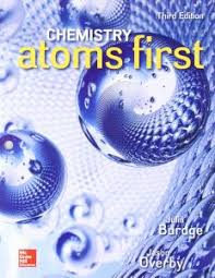 Loose Leaf For Chemistry Atoms First With Connect 2y Access Card